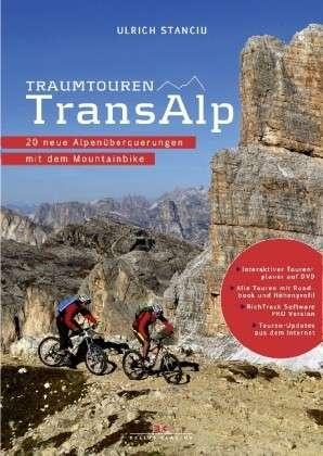 mountainbike route traumtouren transalp delius klasing. Black Bedroom Furniture Sets. Home Design Ideas