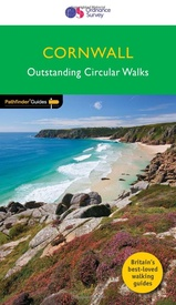 Wandelgids 05 Pathfinder Guides Cornwall | Ordnance Survey