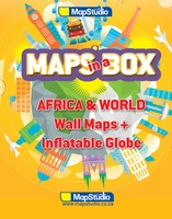 Maps in a Box - Africa & World