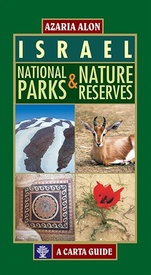 Reisgids - Natuurgids Israel National Parks & Nature Reserves | Carta guide
