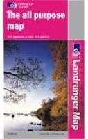 Wandelkaart Engeland Landranger 190 Bude and Clovelly | Ordnance Survey