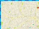 Stadsplattegrond City map Athens  | Lonely Planet