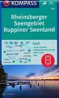 Rheinsberger Seengebiet - Ruppiner Land