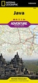 Wegenkaart - landkaart 3020 Adventure Map Java | National Geographic