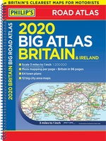 Big Atlas Britain & Ireland 2020