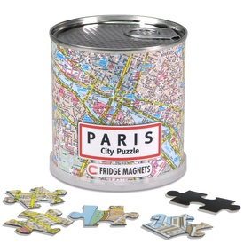 Legpuzzel City Puzzle Magnets Paris - Parijs | Extragoods