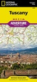 Wegenkaart - landkaart 3305 Adventure Map Tuscany - Toscane | National Geographic