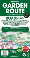 Garden route & Route 62 Road Map