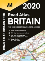 Road Atlas Britain 2020