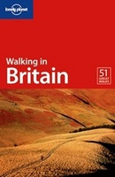 Lonely Planet wandelgids Walking in Britain / Engeland / Schotland / Wales