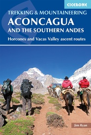 Wandelgids Aconcagua and the Southern Andes - A Trekker's Guidebook | Cicerone