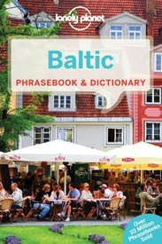 Woordenboek Phrasebook & Dictionary Baltic - Baltische talen | Lonely Planet