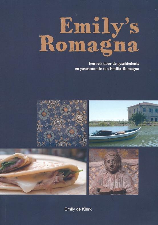 Reisgids Emily's Romagna Emilia Romagna | Emily de Klerk | vanaf €18,50