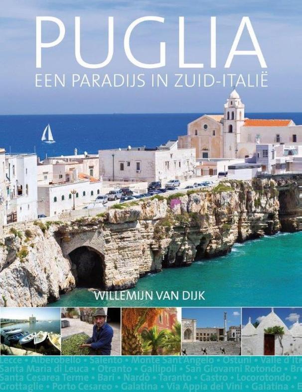 Reisgids Puglia | Edicola | €22,50