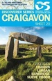 Wandelkaart 20 Discoverer Craigavon | Ordnance Survey Northern Ireland