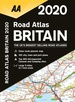 Wegenatlas -   Road Atlas Britain 2020 | AA