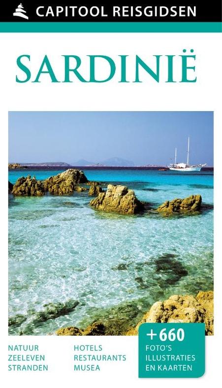 Reisgids Capitool Reisgidsen Sardinië | Unieboek | Unieboek | €28,99