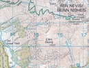 Wandelkaart National 3 Peaks Challenge Map | Discovery Walking