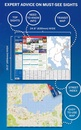 Stadsplattegrond City map Hong Kong | Lonely Planet