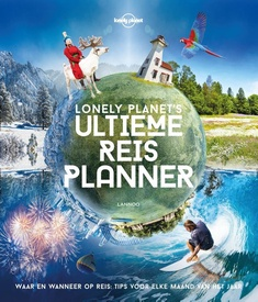Reisinspiratieboek Lonely Planet's ultieme reisplanner | Lonely Planet