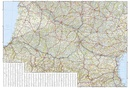 Wegenkaart - landkaart 3314 Adventure Map Southern France - Zuid Frankrijk | National Geographic