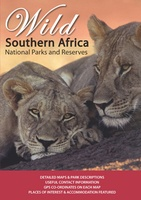 Natuurgids en atlas WILD Zuidelijk Afrika - Southern Africa: National Parks and Reserves | Mapstudio