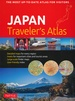 Wegenatlas Japan Traveler's Atlas | Tuttle Publishing