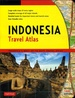 Wegenatlas Indonesia Travel Atlas | Periplus