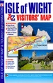 Wegenkaart - landkaart Isle of Wight | A-Z Map Company