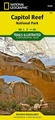 Wandelkaart 267 Trails Illustrated Capitol Reef National Park | National Geographic