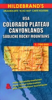 Colorado Plateau - Canyonlands - Rocky mountains