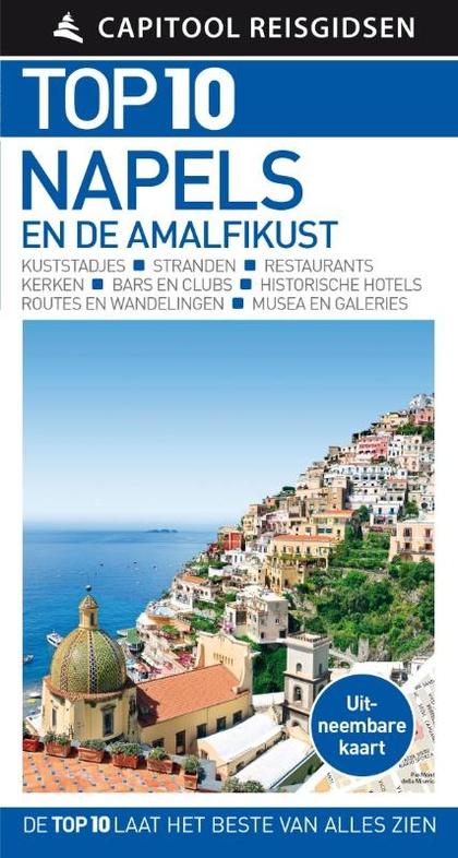 Reisgids Capitool Top 10 Napels en Amalfi-kust | Unieboek