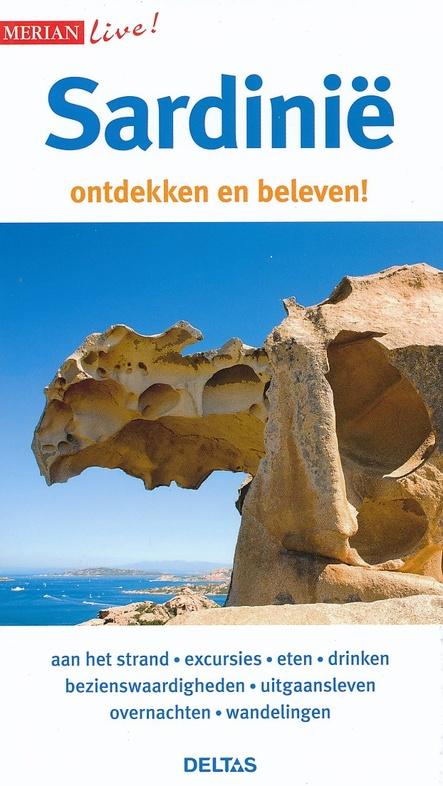 Reisgids Merian live Sardinië | Deltas | €13,95