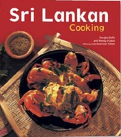 Kookboek Sri Lankan Cooking - Sri Lanka kookboek