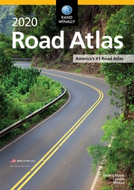 Wegenatlas Road Atlas 2020 - USA - Verenigde Staten | Rand McNally