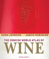 Wijnatlas Concise World Atlas of Wine | Octopusbooks