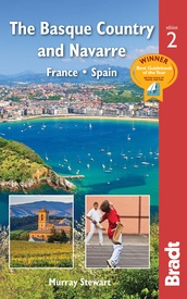 Reisgids The Basque Country and Navarre - Baskenland | Bradt
