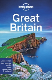 Reisgids Great Britain - Groot Brittannië | Lonely Planet