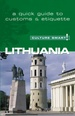 Reisgids Culture Smart! Lithuania - Litouwen | Kuperard