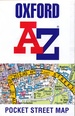 Stadsplattegrond Oxford pocket street map | A-Z Map Company