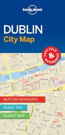 Stadsplattegrond City map Dublin | Lonely Planet