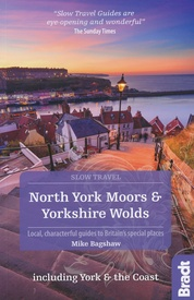 Reisgids Slow Travel North York Moors - Yorkshire Wolds | Bradt