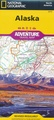 Wegenkaart - landkaart 3117 Adventure Map Alaska | National Geographic