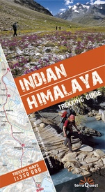 Wandelgids Trekking Guide Indian Himalaya  | TerraQuest