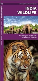 Natuurgids India Wildlife | Waterford Press