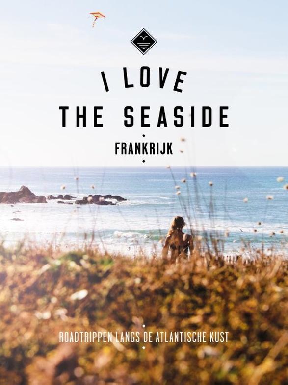 Boek over surfen in Frankrijk