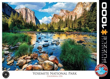 Legpuzzel Yosemite National Park - California | Eurographics