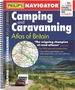 Wegenatlas -   Navigator Camping and Caravanning – Atlas of Britain | Philip's