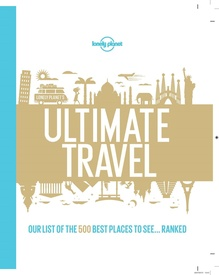 Reisinspiratieboek - Fotoboek Lonely Planet's Ultimate Travelist | Lonely Planet