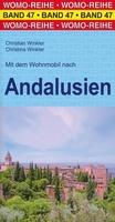 Mit dem Wohnmobil nach Andalusien - Andalusië
